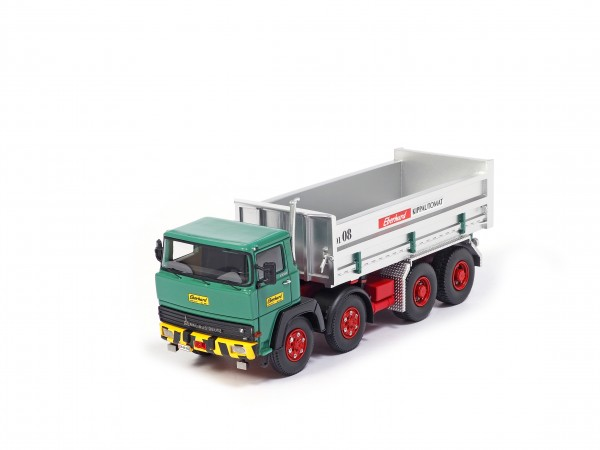 Eberhard Oldtimer-Lastwagen Magirus 310D28 8x4 4-Achser Dreiseitenkipper